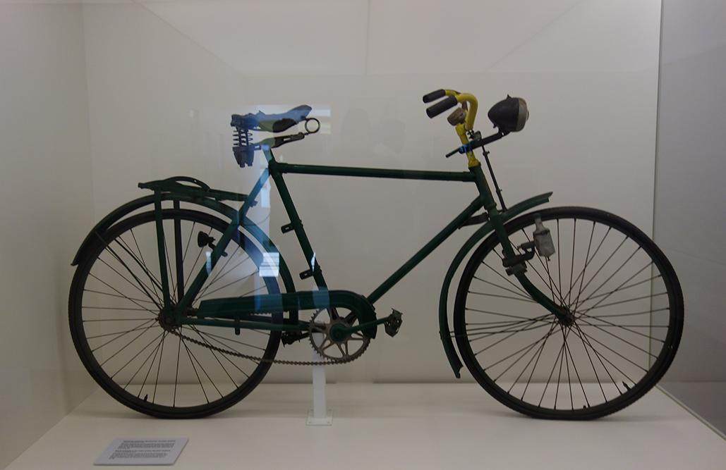bicicleta mauthausen