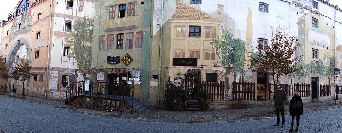 skadarlija street