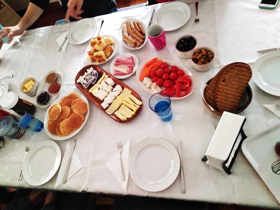 desayuno turco estambul