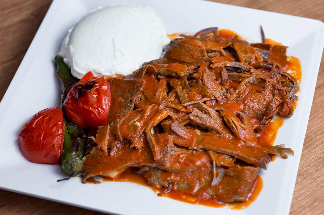iskender-kebab istambul