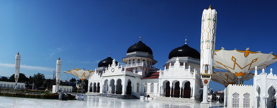 mezquita baiturrahman