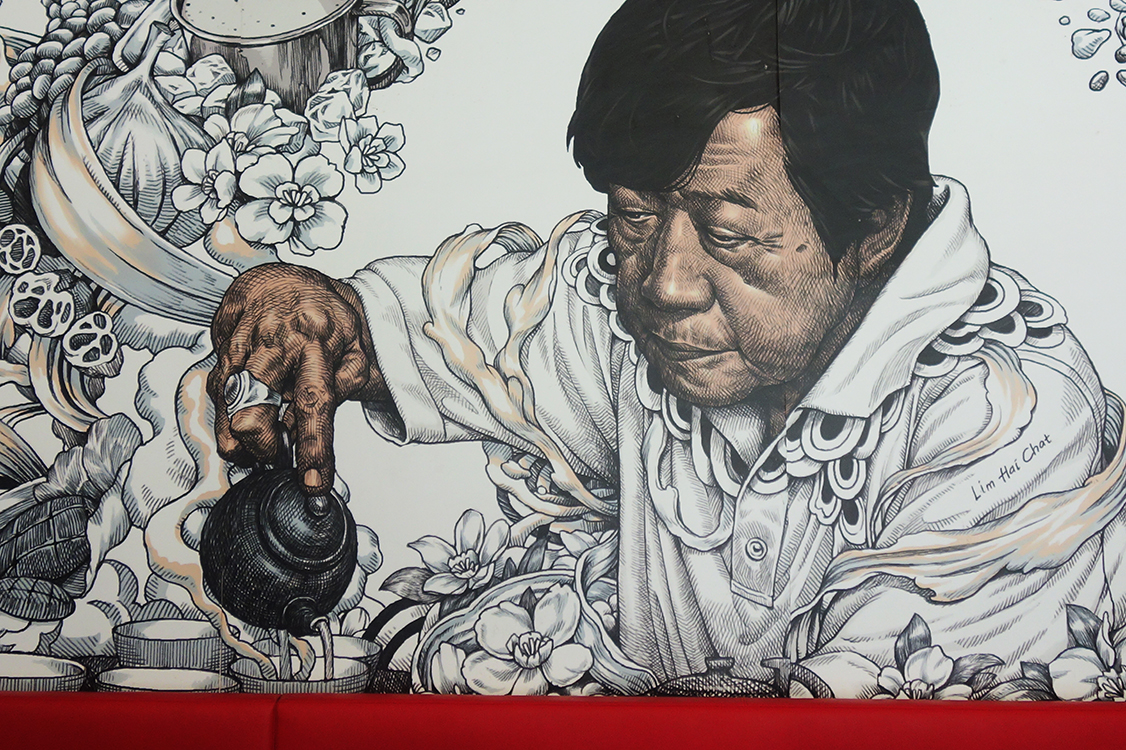 kuta chıno street art graffiti