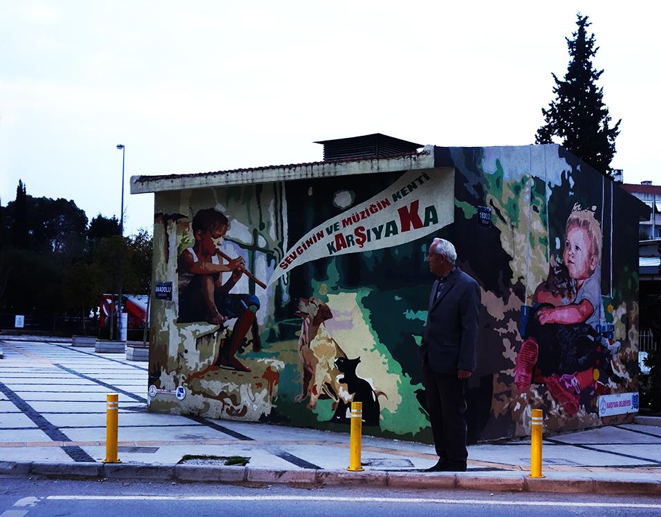izmir graffiti street