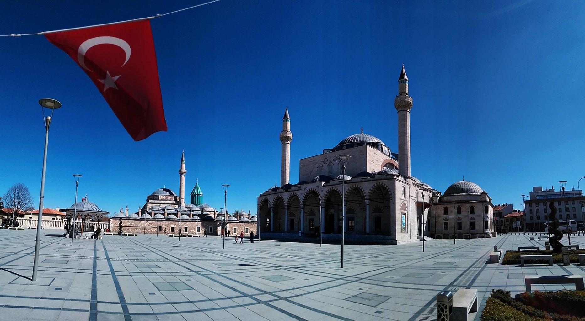 mevlana mezquita konya