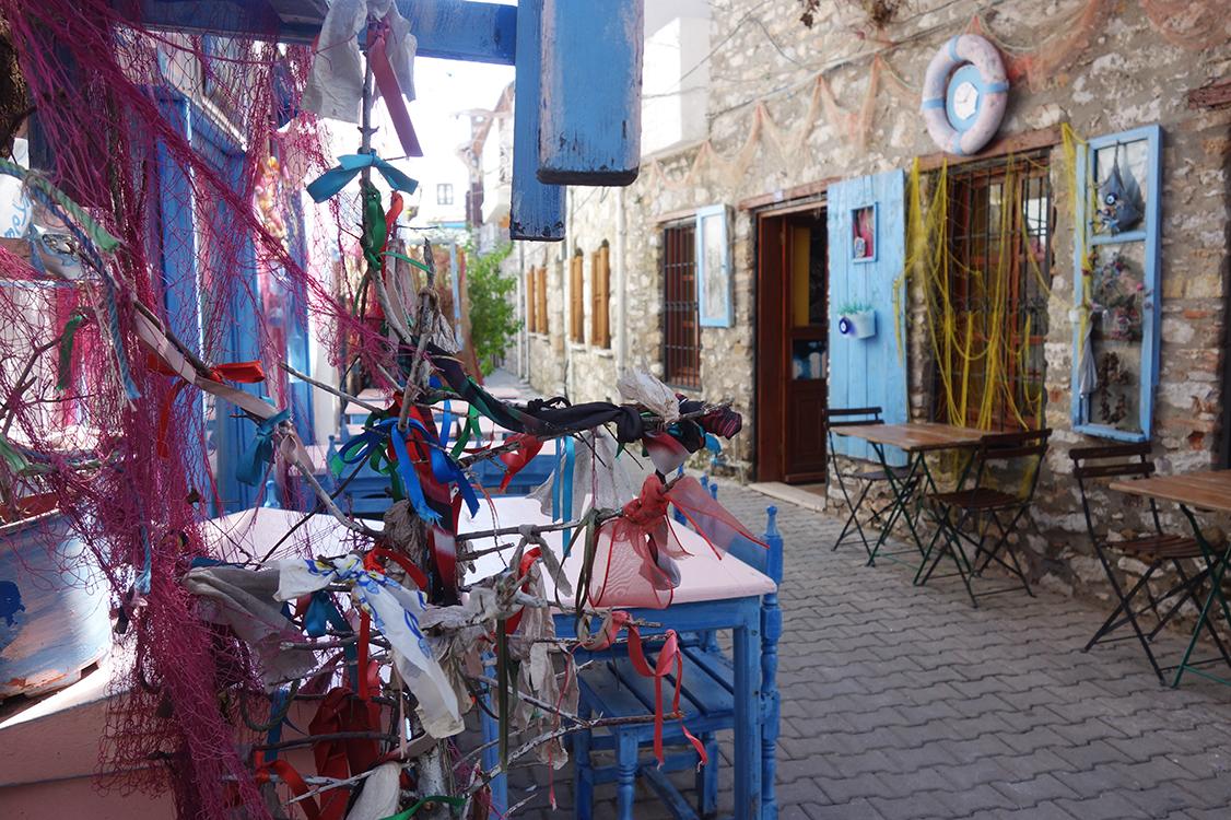 marmaris go ya meyhane centro histórico vintage