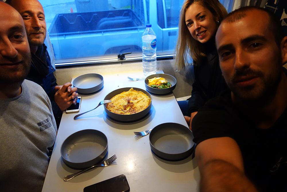 spanish omelette hopa
