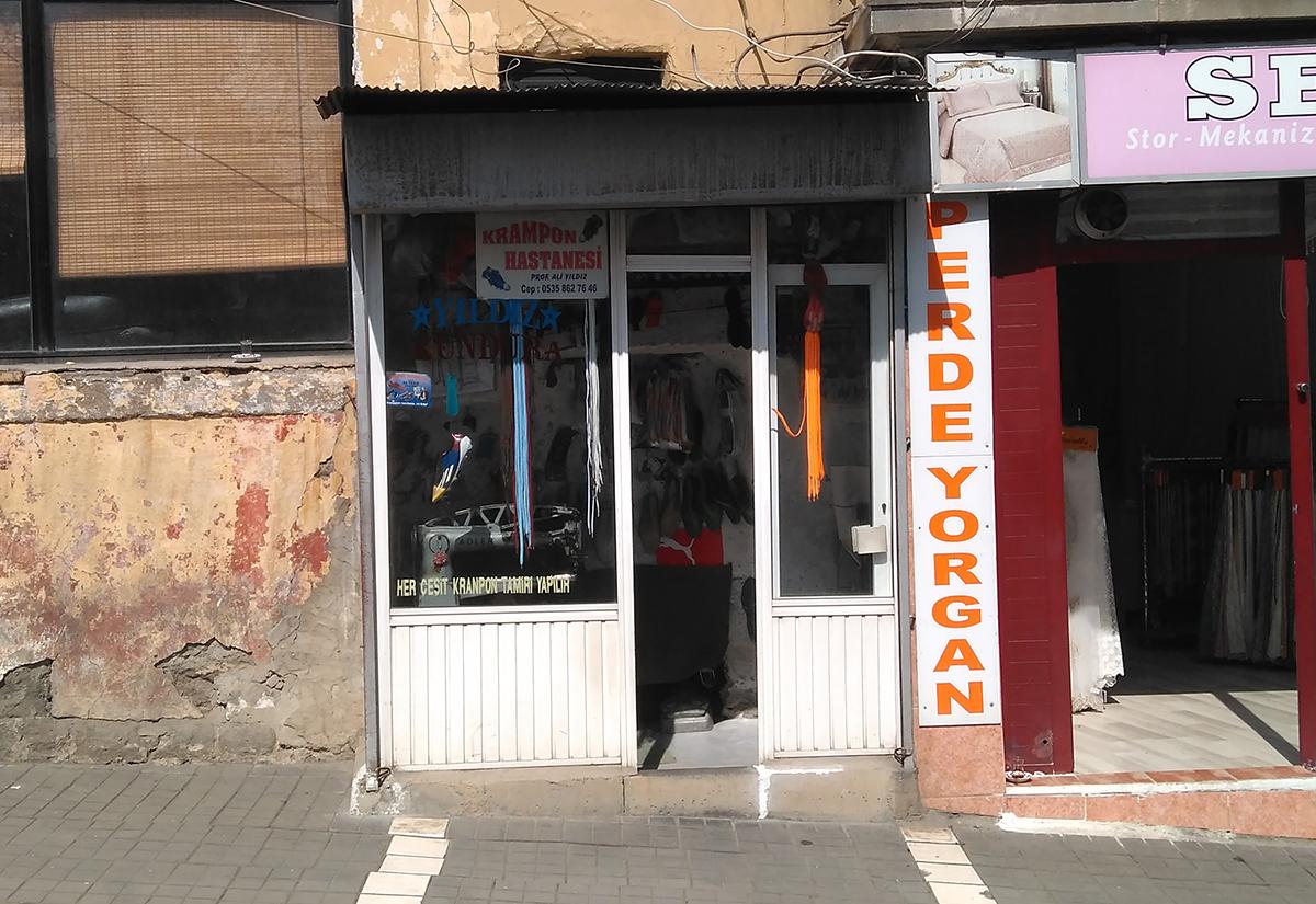 trabzon tienda pequeña trebisonda