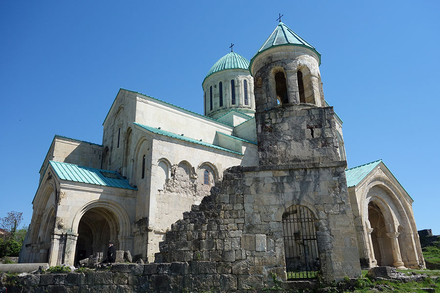 catedral barmati kutaisi