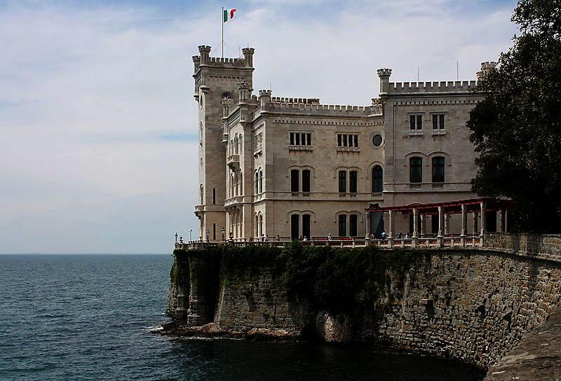 que-ver-en-trieste-castillo-di-mare