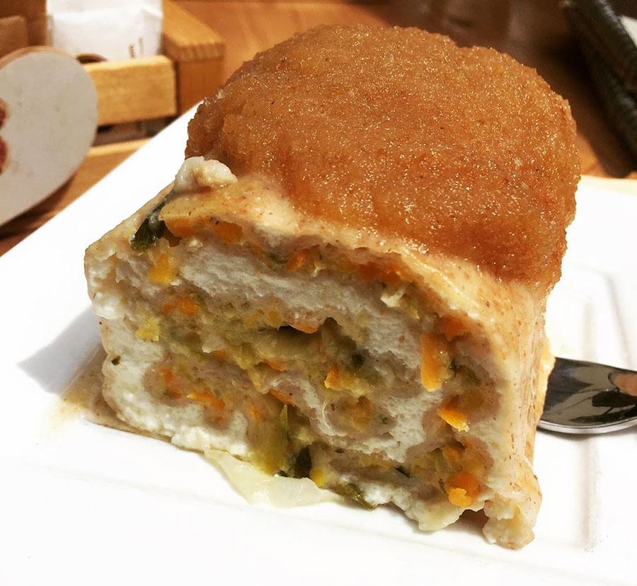 strukjli comida tipica eslovenia