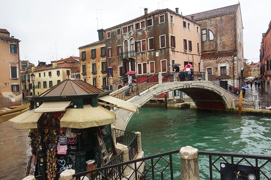 venecia-inundada-puente-rio