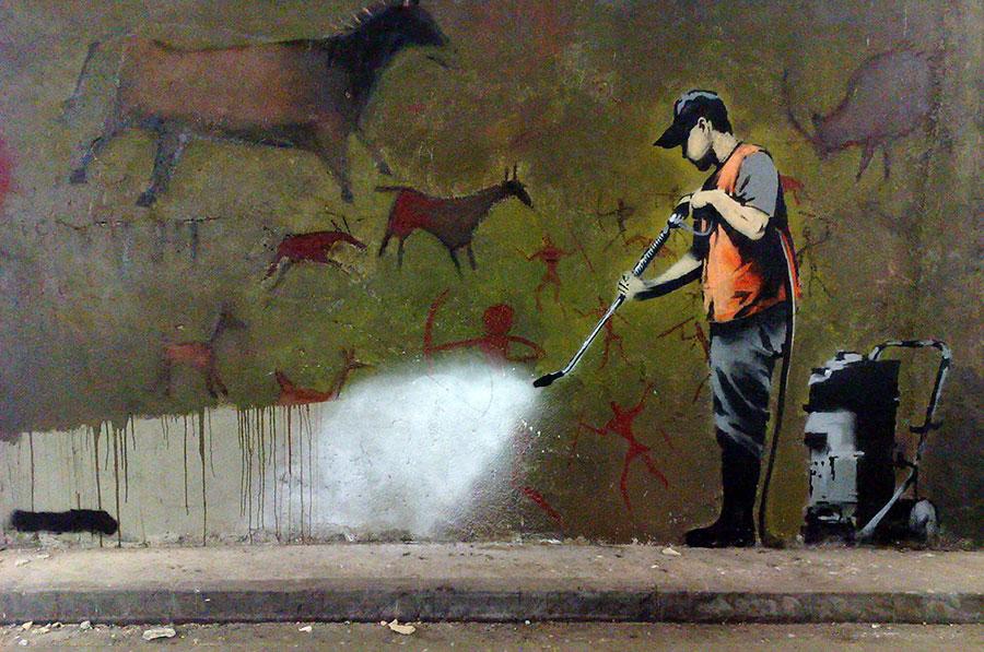 banksy-arte-rupestre-street-art