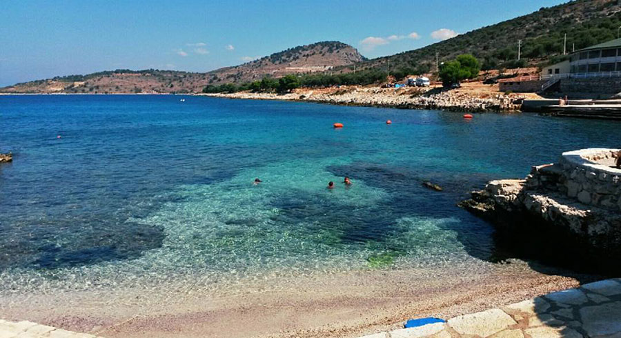 ksamil playas albania