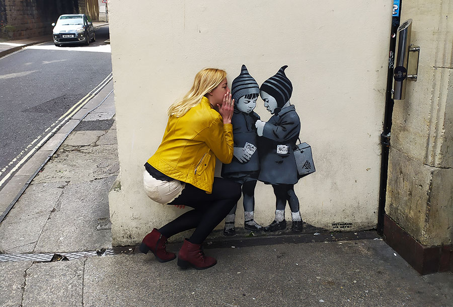 niños-street-art