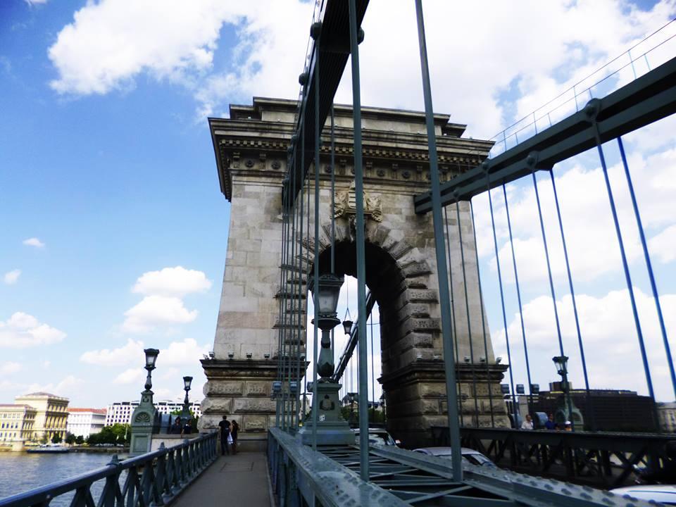 puente cadenas que ver budapest