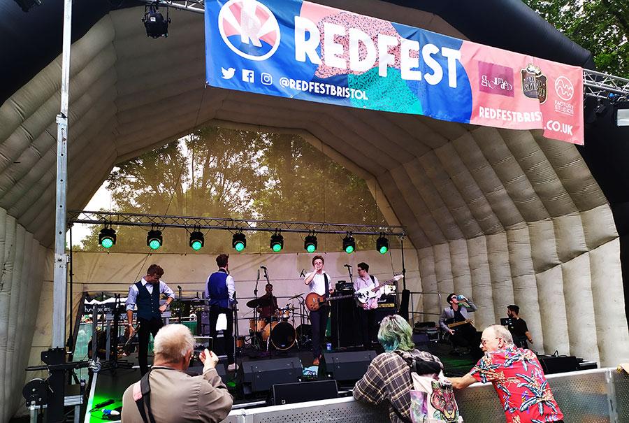 redfest festival