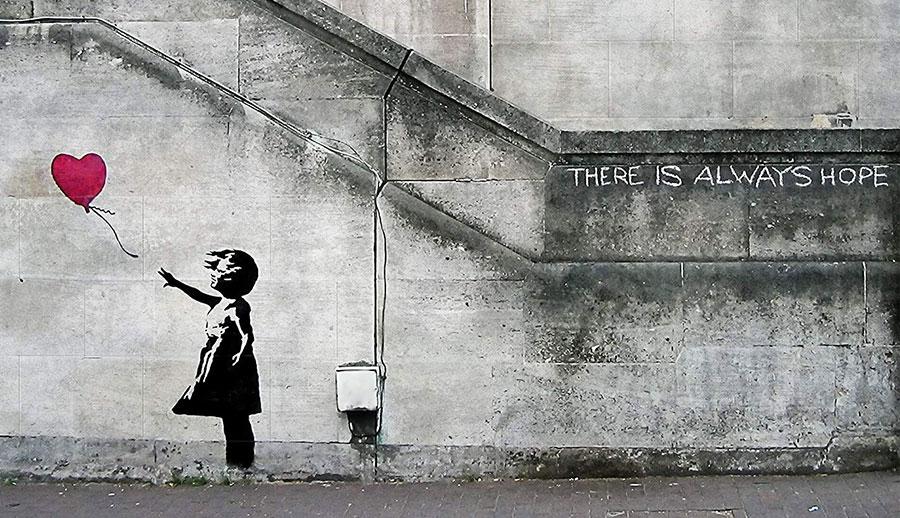 globo street art