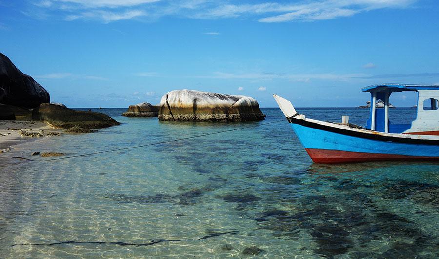 mejores playas en indonesia