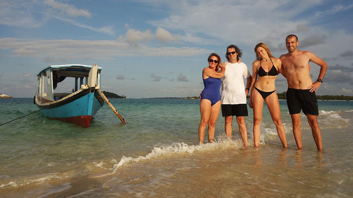 playas-en-belitung