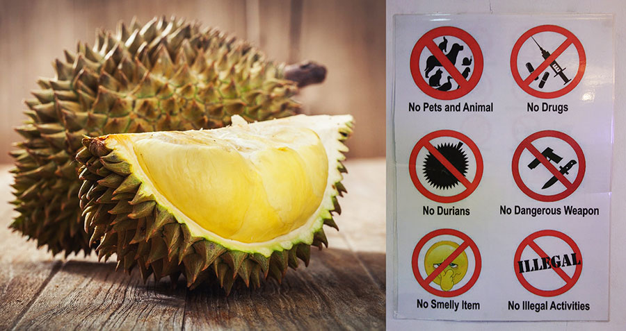 durian comer en malasia