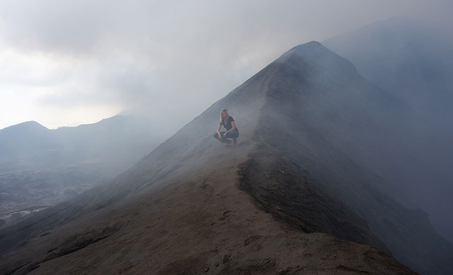 volcanes indonesia bromo