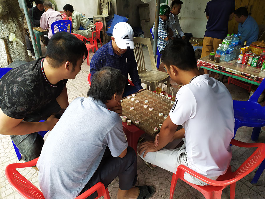 Xiangqi-curiosidades de vietnam