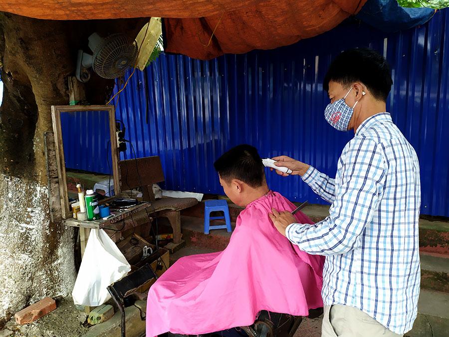 peluqueria vietnamita