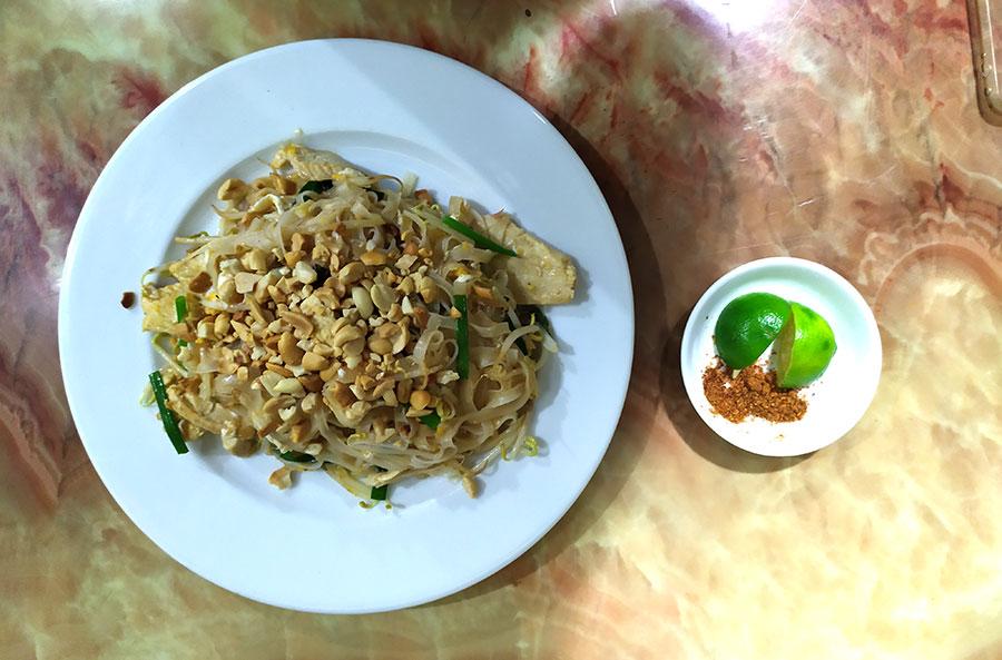 yummy restaurante pad thai