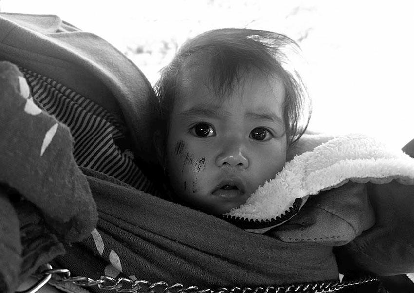 niños que ver en laos