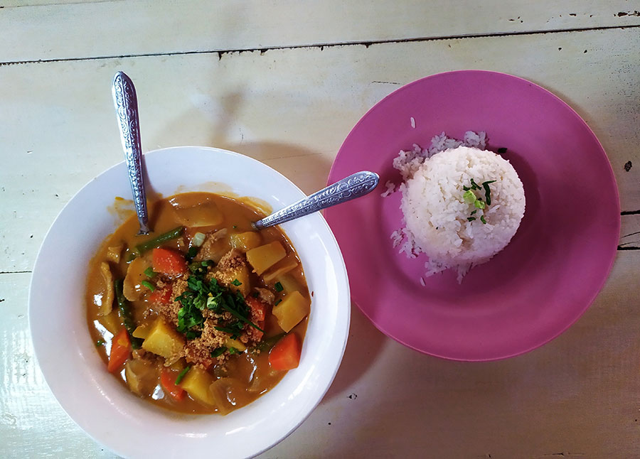 masaman curry laos