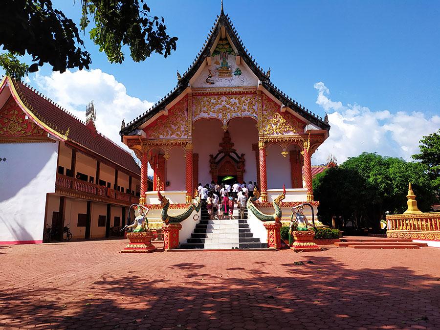 templo de laos
