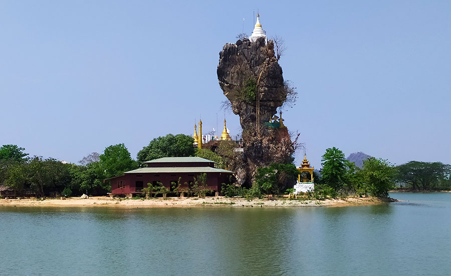 Kyaut-Ka-Latt-Pagoda