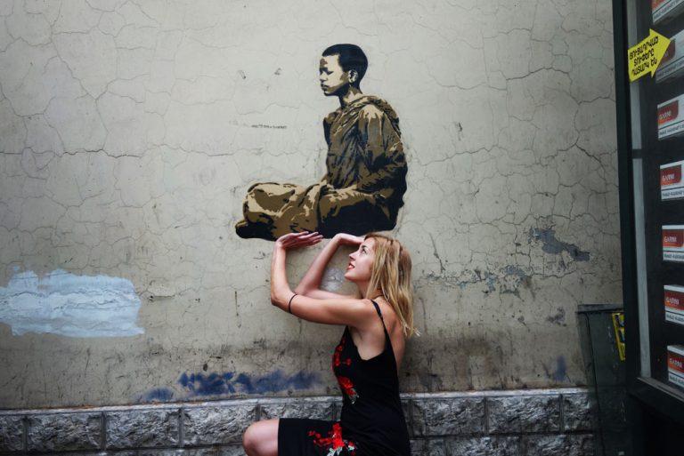 arte urbano erevan