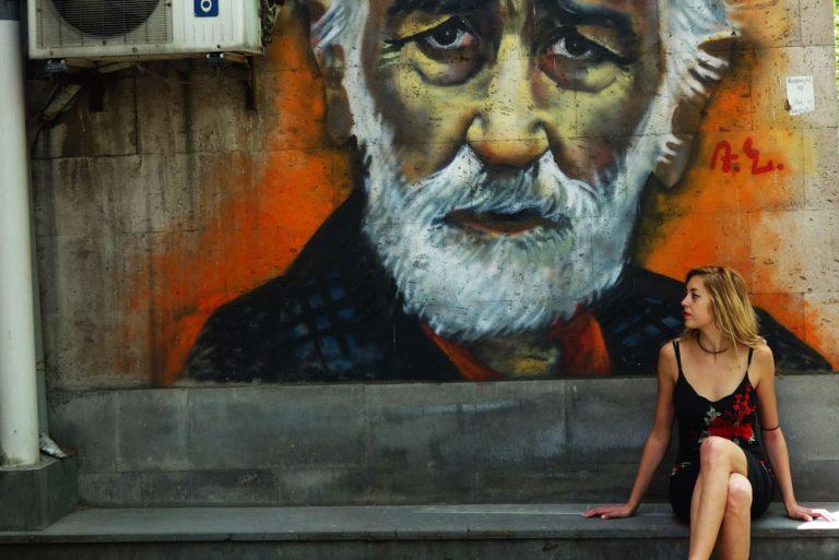 arte urbano erevan armenia