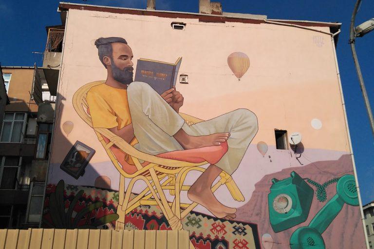 arte urbano estambul street